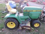 JD 210 L&G Mower (runs)