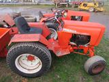 Case Riding Tractor