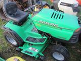 JD Sabre Lawn Mower (runs)
