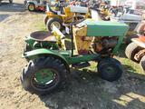 CC Original Garden Tractor