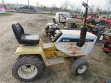 CC 882 Dsl Garden Tractor
