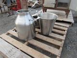 Milk Machine & Buckets