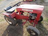 Wheel Horse Garden Tractor (runs)