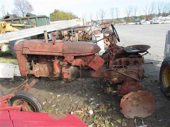 Farmall Super A Parts Tractor