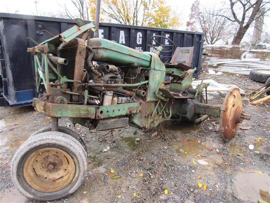 JD 2010 Parts Tractor