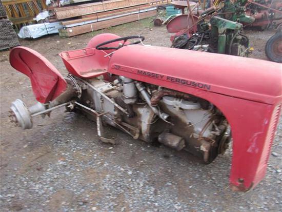 MF 35 Parts Tractor