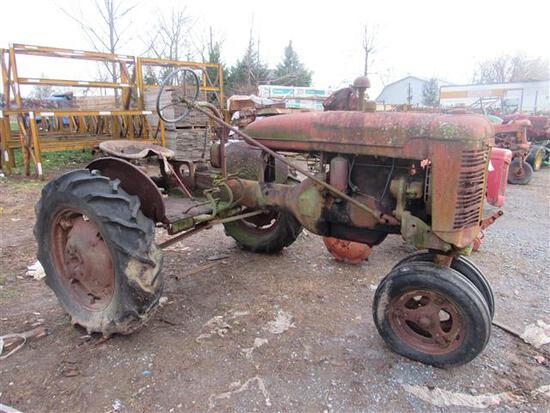 Farmall B Tractor (not running)