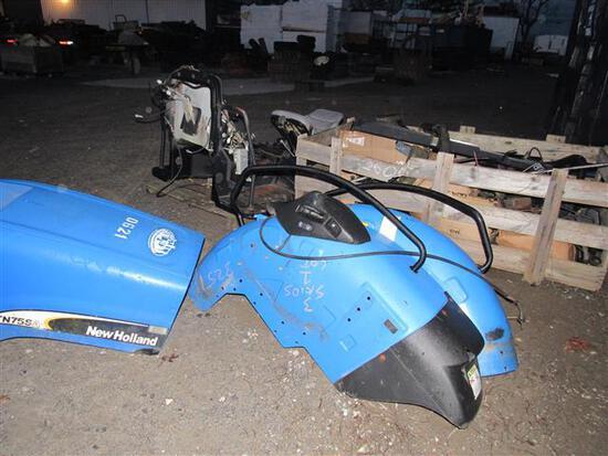 NH TN75SA Parts Tractor