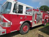1986 Pierce Arrow Pumper Fire Truck, Diesel