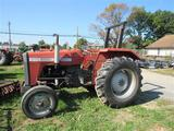 MF 231 2WD, ROPS, 2352 Hrs