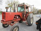AC 185 Dsl, Cab, 2WD Tractor