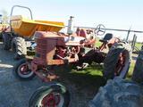 Farmall H, Propane Fuel, Wide Front (runs good)