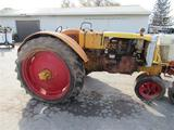 Moline Tractor for Parts (doesn't run)