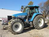 FNH 8770 4x4,CHA,Pwr Shift, Front 3Pt(Trans Issues)