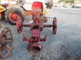 Farmall 200 Parts Tractor