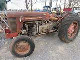 MF 65 Dsl Parts Tractor