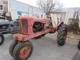 AC WC Tractor