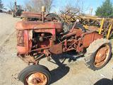 Massey Harris Pony Parts Tractor