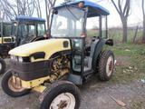 NH TN65D Tractor for Parts