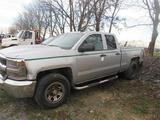 2016 Chevy Pick-Up Truck w/Title