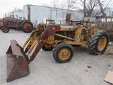 JD 300 Loader Tractor (gas)