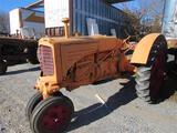 MM ZTU Tractor