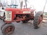 Farmall 300 Narrow Front End Gas Tractor w/TA