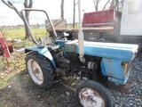 20 HP Tractor
