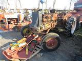 Moline Parts Tractor