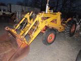 Case 580CK Front End Loader Tractor