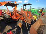 AC 170 2-Post Canopy 2WD Tractor w/AC 500 Loader