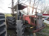 Kubota M9540 4x4 Forestry, ROPS (salvage)
