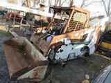 Bobcat 863 SSL (salvage)