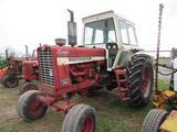 IH 1256 Tractor, Ride & Drive