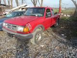 1997 Ford Ranger Truck, 4x4 w/Title