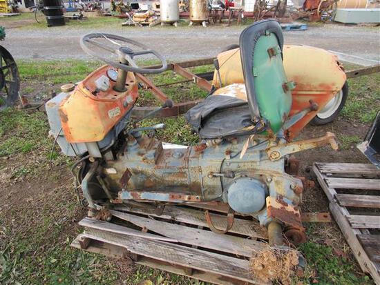 Kubota 175 or 185 Tractor Part