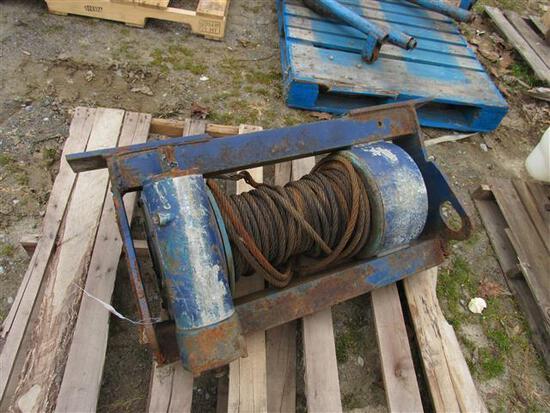 Hyd Winch (20,000 lbs)