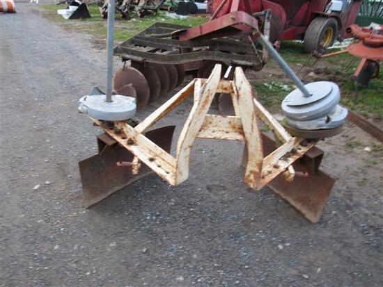 3Pt Potato Plow