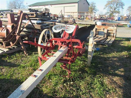 McCormick 2-Way Plow (rebuilt)