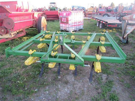 3PT Foodplot Chisel Plow (NEW)