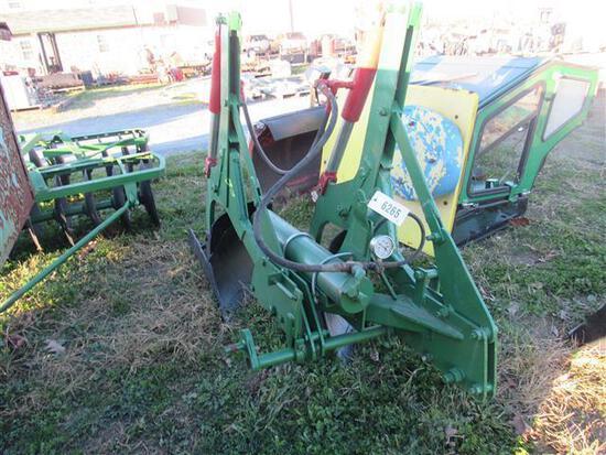 White Horse Hyd Reset Plow, 3Pt