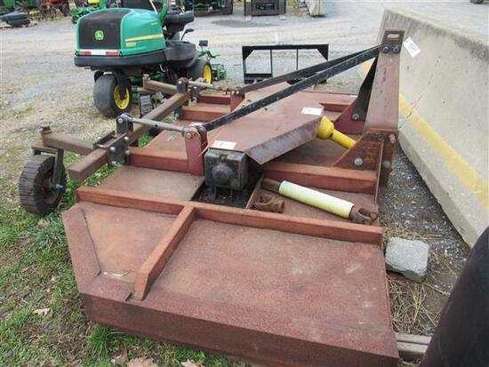 Howse HDTO 3pt 10' Rotary Cutter