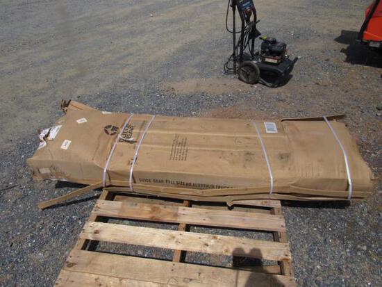 Heavy Duty Alum. Truck Rack - Universal Full Size