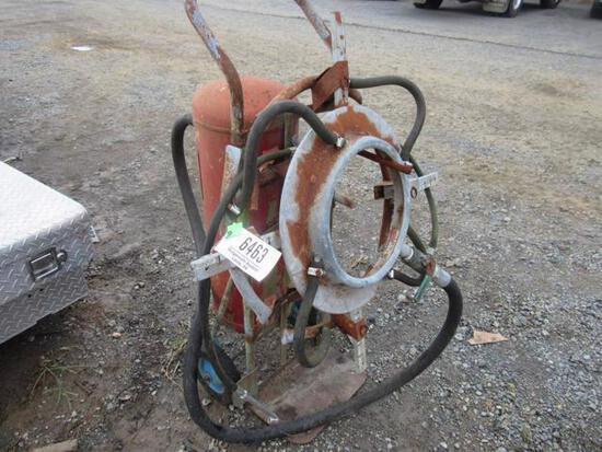 Coats tire inflator