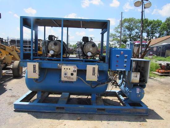 Dominick Hunter RDM0045 air compressor w/air dryer
