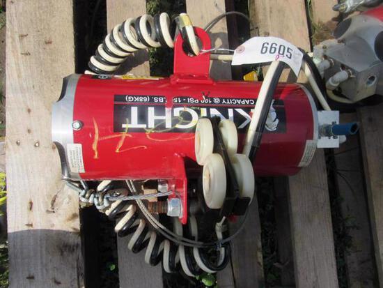 Knight 150 lb Air Hoist