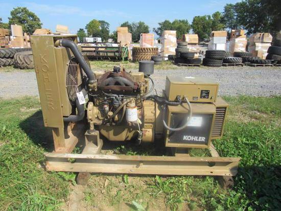 Kohler 30KW Genset , propane