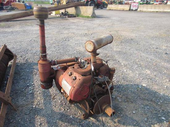 Wisconsin Engine, Gas, Non-Running