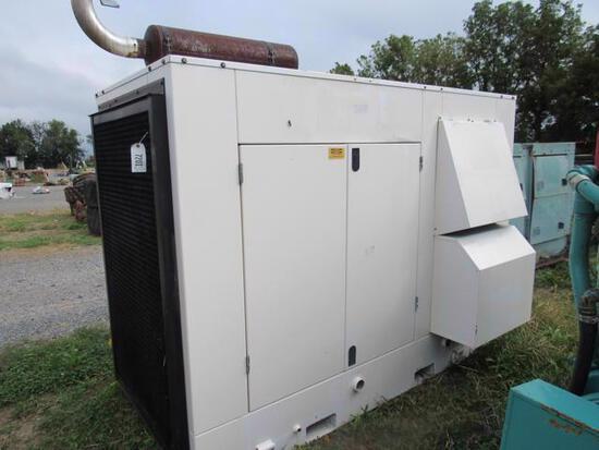 Detroit 200 KW Generator
