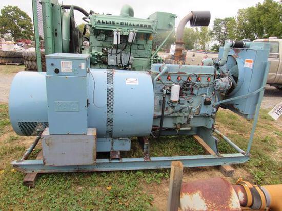 Kato 65 KW Generator